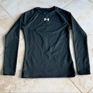 Under Armor Heat Tech Youth Large Shirt